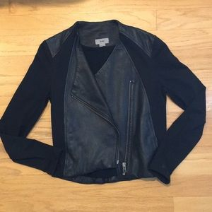 Helmut Lang leather jacket, size m